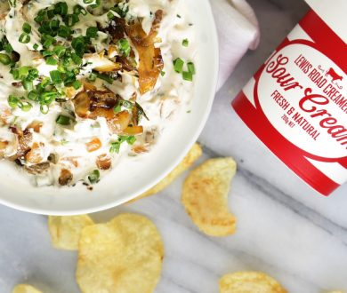 Recipe: Forget the soup packet shortcut, this onion dip is the real deal