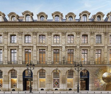 Louis Vuitton returns to where it all began with its new Maison Vendôme