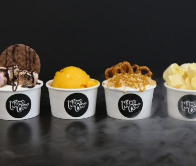 Auckland just got itself an intriguing new gelato parlour