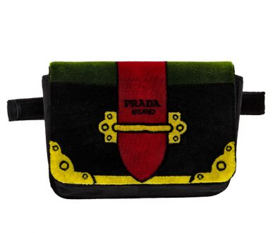 Prada Cahier fanny pack