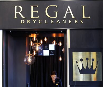 Regal Drycleaners opens a new Ponsonby outpost