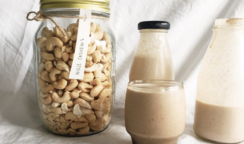 Got milk? This spicy nut milk recipe is guaranteed to upgrade your breakfast