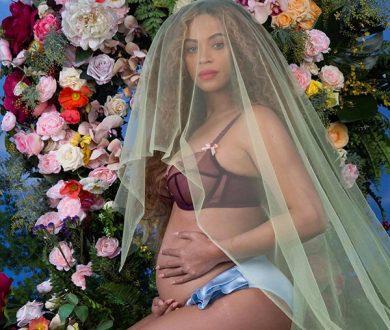 Queen B's pregnancy announcement