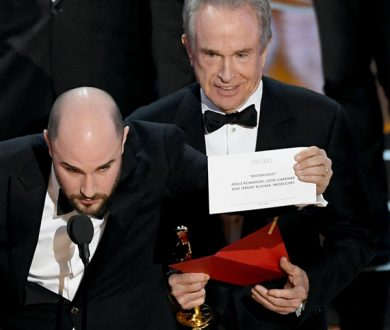 Wrong 'Best Picture' Announcement