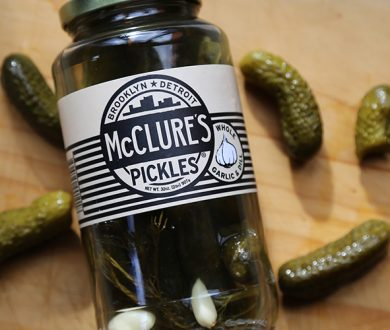 Hallertau x McClure's are celebrating their new pickle beer with a pickle party