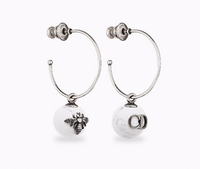 Christian Dior Le tresor de tribale earrings