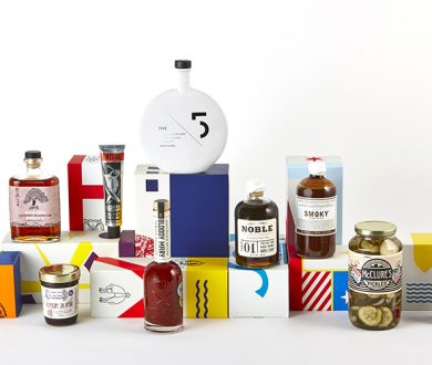 The Cook & Nelson hamper