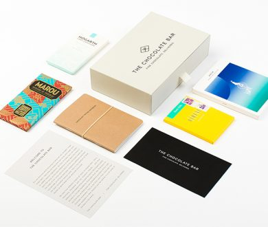 The Chocolate Bar Deluxe Subscription