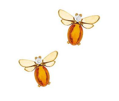 Chaumet Attrape-moi si tu m'aimes earrings