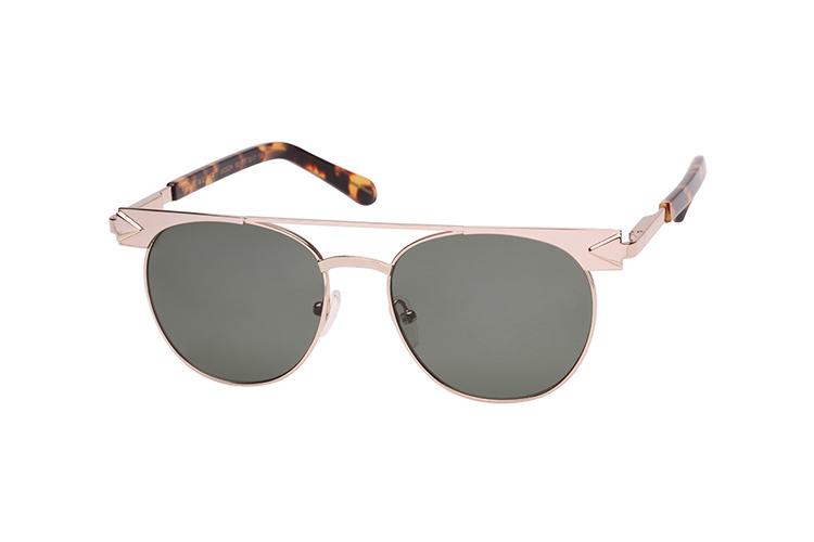 Jackson Matte Gold sunglasses