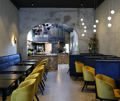 Bright star: Lillius is a stellar new addition to Auckland's dining scene