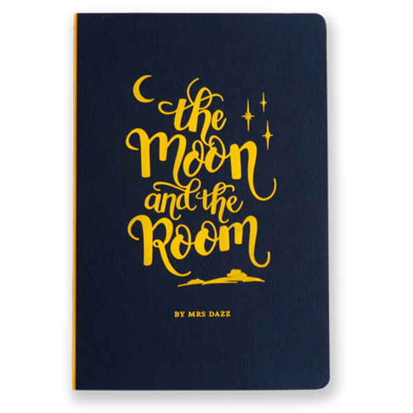 The Moon & The Room by Mrs Dazz
