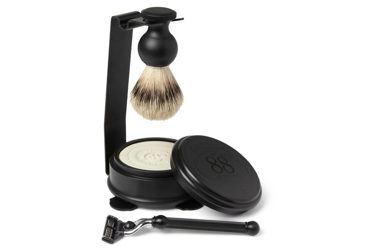 No. 88 Shaving set and soap