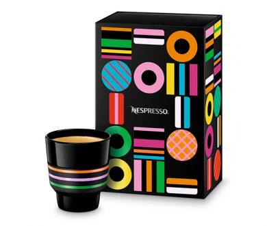 Nespresso Festive Touch espresso cup