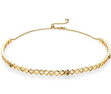 Pandora Shine choker necklace