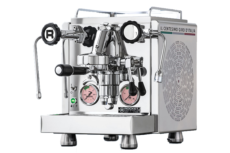 'Il Centesimo Giro d'Italia' Limited Edition Rocket Espresso Machine