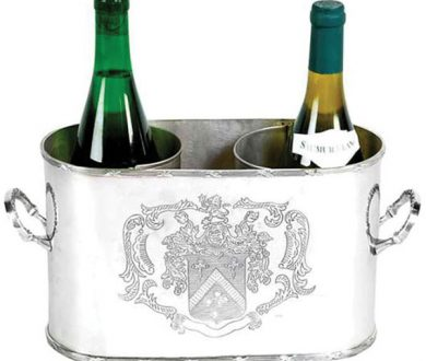 Maggia double wine cooler