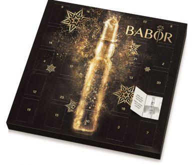 Babor Christmas advent calendar