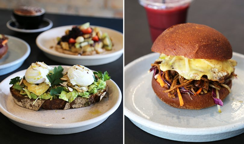 Grafton's newest resident cafe is serving up all the delicious fare we desire
