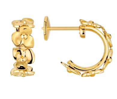 Chaumet Hortensia earrings