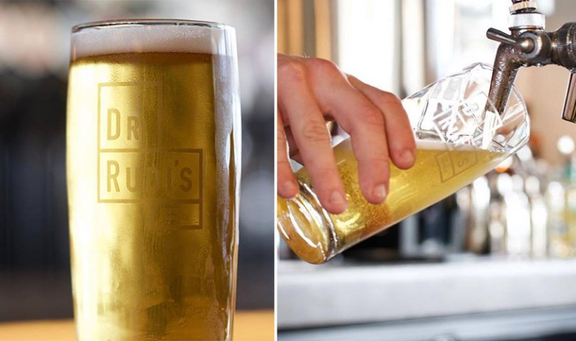 This roaming beer cart will bring the fun times to your next office party