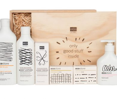 Large ecostore pamper box