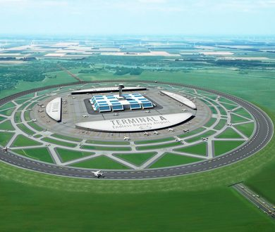 Could this seriously be the airport runway of the future?