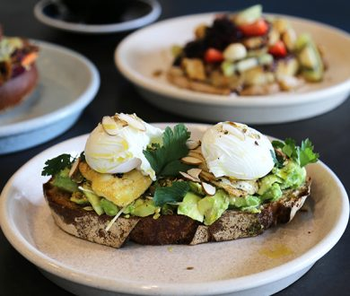 This Grafton's cafe is serving up all the delicious fare we desire