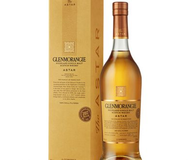Glenmorangie limited edition whisky Astar