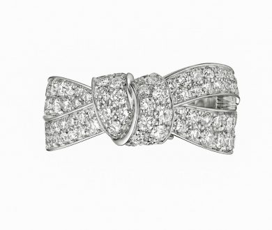 Chaumet liens seduction ring