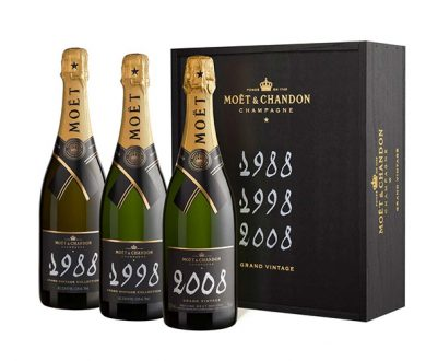 Moët & Chandon Grand Vintage collection