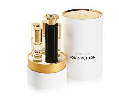 Louis Vuitton Travel Spray in Apogée