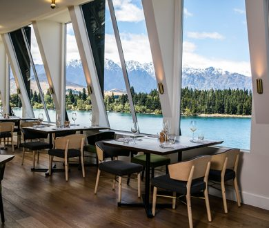 Step inside the South Island's most eagerly awaited new hotel, QT Queenstown