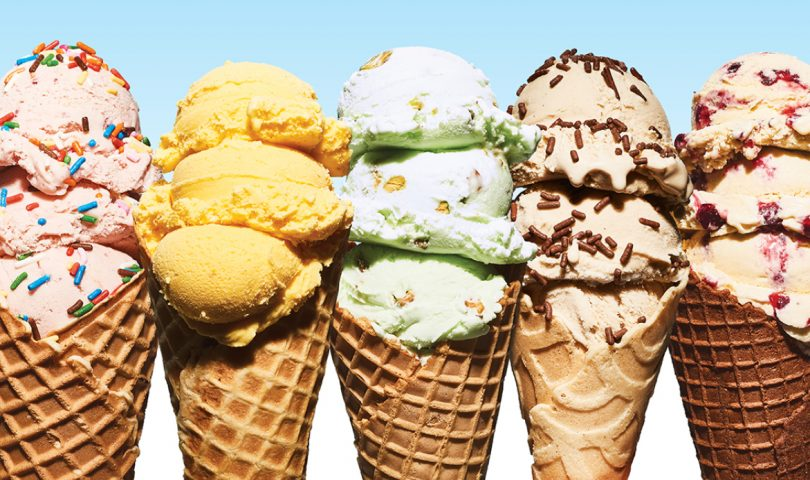 The results are in: these are definitively the best ice creams in town