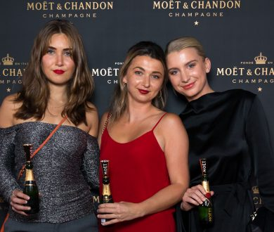 An evening of memorable moments with Moët & Chandon