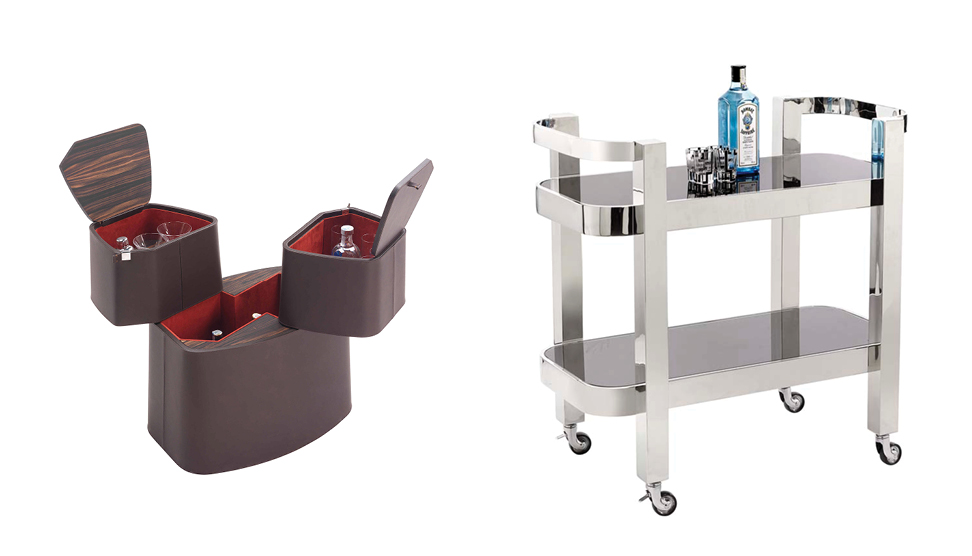 Get The Party Started With An At Home Bar The Denizen