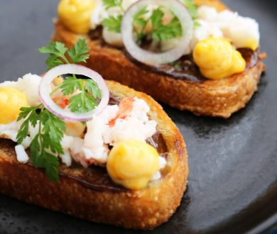 It's toast — but not as you know it — at this waterfront stalwart