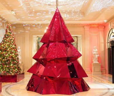 The best Christmas trees from around the world