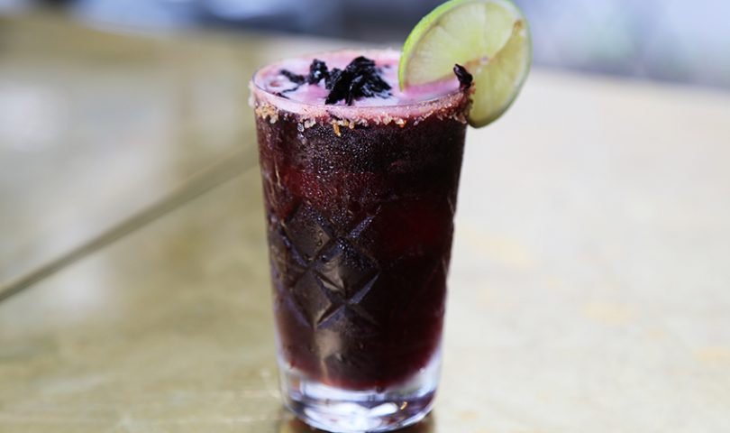 Barulho's enticing cocktail list is the only way you should be staying cool