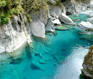 Head off the beaten track and explore a different side of New Zealand