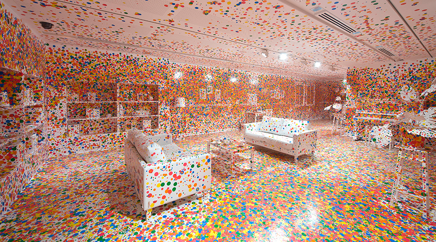 Yayoi Kusama S Obliteration Room Is About To Open At The