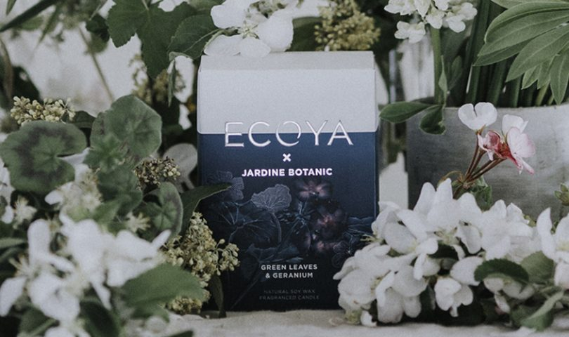 Ecoya collaborates with Australasia's best florists for a limited edition collection