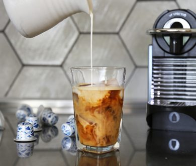 Nespresso's specialty iced coffee range has arrived (and it's revolutionary)