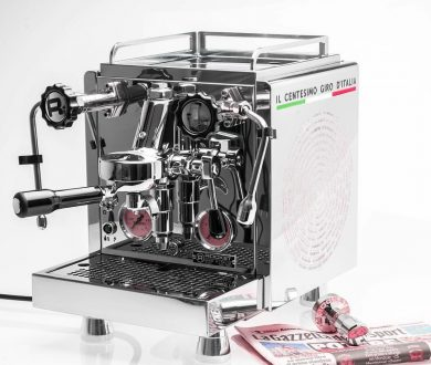 There is only one of these exclusive coffee machines in the country (and it could be yours)