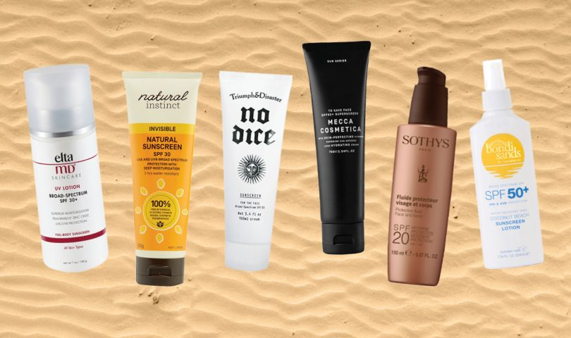 All you need to know about SPF and staying safe in the sun this summer