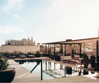 Hotel Sant Francesc is the epitome of effortless European design