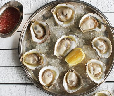 Bluffies are back with a bang at the Princes Wharf Oyster Festival