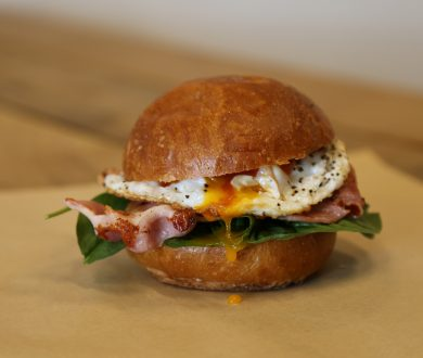 Viaduct's Hatchburger is serving up the best breakfast sandwich we've tasted in a while