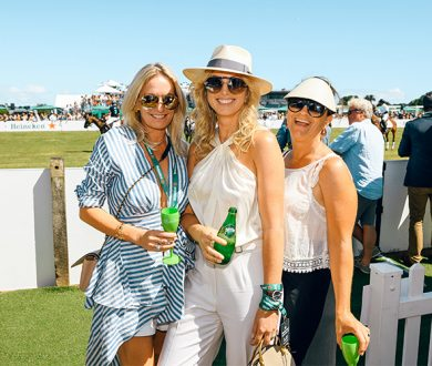Video: Denizen at The Urban Polo with Perrier-Jouët