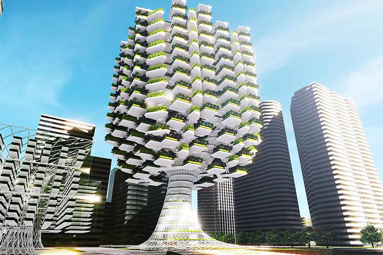 Urban Skyfarm, Seoul